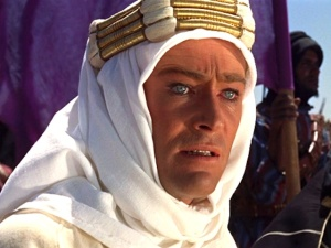 Peter O'Toole was best known for playing the eccentric WWI officer T. E. Lawrence in David Lean's 1962 epic Lawrence of Arabia. Of course, he had the terrible tendency of getting nominated for Oscars in years where another actor gave a performance that would quickly overshadow his.