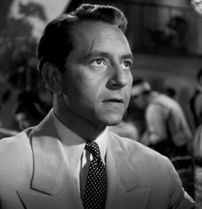 Born in the former Austro-Hungarian Empire and present day Italy, Paul Henreid fled his native Austria when his country was ruled by Fascism in the 1930s. And ironically, if it weren't for Casablanca co-star Conrad Veidt, he would've been deported from Britain. Yet, though Laszlo was a good guy, you still wanted Ilsa to end up with Rick.