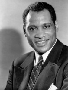 "Aside from his work as the man who sang, ""Old Man River"" and played Othello on Broadway, Paul Robeson was also a football All-American and class valedictorian at Rutgers as well as received an LL.B. from Columbia Law School."