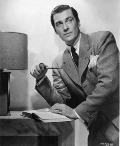 "Walter Pidgeon often said about his career: ""Maybe it was better never to become red hot. I'd seen performers like that, and they never lasted long. Maybe a long glow is the best way. At Metro I was never considered big enough to squire around Norma Shearer or Joan Crawford or Greta Garbo. Well, I outlasted them all at MGM, didn't I? It takes a lot of work to appear easy going, and I tried to avoid being stuffy."" And believe it or not, he was also said to be a classically trained baritone."