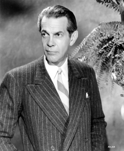 Raymond Massey played a wide range of roles from Abraham Lincoln to Adam Trask and is one of 3 Canadian actors nominated for a Best Actor Oscar (the other 2 being Walter Pidgeon and Ryan Gosling). Also, has a very interesting divorce story.