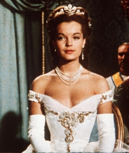 Romy Schneider is best known for her role as 19th Empress Consort Elisabeth of Austria from the Sissi Trilogy. Basically this Trilogy basically consists of making Empress Elisabeth's life pretty much like a Disney Princess movie, which it certainly wasn't.