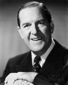 British actor Stanley Holloway was famous for his comic and character roles on stage and screen during his 70 year career. He also recorded a series of monologues that have become part of Brit culture. Still, most of us remember him as Audrey Hepburn's dead beat dad from My Fair Lady.