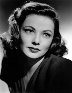 While Gene Tierney was known for her great beauty and superb acting talent in movies like Laura, The Razor's Edge, and Leave Her to Heaven, she experienced a lot with having a severely disabled daughter due to contracting rubella from a fan, undergoing shock treatments while being institutionalized for depression, and her failed marriage to Oleg Cassini.