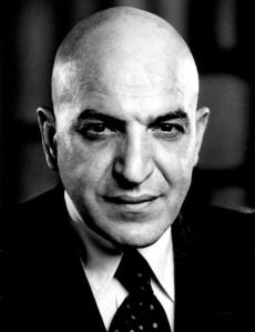 Though best known as Kojak, Telly Savalas had a career that spanned 4 decades and appeared in movies like Birdman of Alcatraz, Cape Fear, The Dirty Dozen, and Kelly's Heroes. Also started shaving his head when he played Pontius Pilate in The Greatest Story Ever Told.