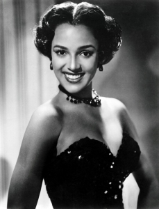 Dorothy Dandridge was the first African American woman nominated for a Best Actress Academy Award in the 1950s. However, her life was rather tragic with failed marriages, a special needs kid, substance abuse, and financial troubles. And despite her success in Carmen Jones, her career would decline because the racist climate at the time didn't allow her access to very good leading or possibly supporting roles.