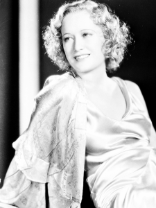 Born in Georgia, Miriam Hopkins was one of the most prominent stars of the 1930s, particularly the Pre-Code era. She was also known for her long-running feud and well publicized fights with Bette Davis which might've started over her believing Davis was messing with her husband at the time. Bet the set of The  Old Maid had a lot of drama off-screen with these dames together.