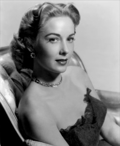 Before she was an actress known for westerns and Hitchcock films, Vera Miles was a beauty queen from Kansas. Of course, she would've became a big star if she didn't get pregnant when Alfred Hitchcock decided to film Vertigo.