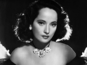 As well as playing Cathy, Merle Oberon was really a mixed race girl from India who managed to make it big on the British screen. Of course, her career was nearly doomed due to a car accident and perhaps cosmetic poisoning and an allergic reaction to sulfa drugs.