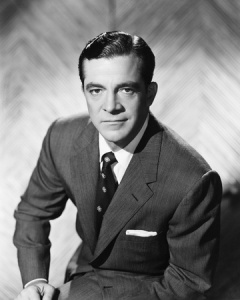 During the 1940s, Dana Andrews played disillusioned and bitter average Joes as well as hardboiled detectives that fit quite well with the post-WWII golden age of film noir. Yet, by the 1950s, he was mostly acting in B-movies.