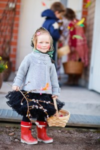 Those visiting the Nordic countries might wonder whether the Scandinavians, Icelanders, and Finns have gotten their Easter mixed up with Halloween since they have bonfires as well as kids dressed as witches going door to door for candy. But no, it's just their tradition.