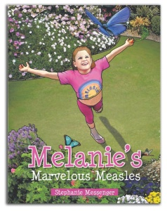 And I thought a children's book promoting open carry was bad. This is just seriously fucking insane! I mean there's nothing awesome getting measles whatsoever! For the love of God, vaccinate your kids! I mean if you're so worried about your kid having Autism that you're willing to expose them to potentially fatal childhood diseases, there's just something fucking wrong with you. I'm sorry, but I'd rather have an Autistic child than a dead child. Seriously, Autism isn't nearly as bad as having measles.