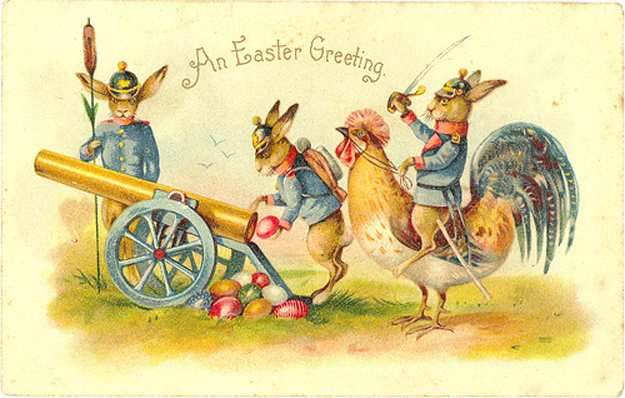 Easter Greetings from the Days of Yesteryear – Vintage Easter Cards