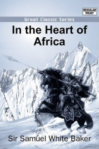 Now even if you haven't read this or even heard of this book, anyone who knows the slightest bit about Africa should know that it doesn't look like the freaking Himalayas.