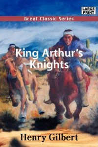 Seriously, how can someone mistake a couple of Indian horsemen as King Arthur's knights. For God's sake, King Arthur is a medieval English king! He may not be real but, still. These two guys look like they're in the service of Geronimo.