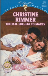 Seems like nothing says romance than having to marry a sexy doctor in a shotgun wedding after he knocked you up after a one night stand. Of course, it's a fantasy.