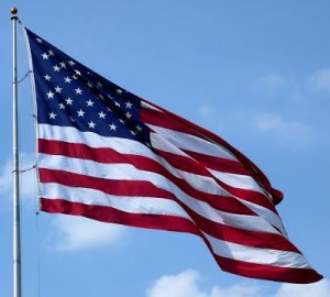 The flag should be displayed at all times on a pole at public buildings, legal holidays, and other occasions.