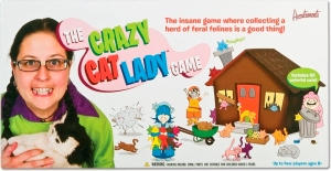 Think of it as a game capturing all the fun of collecting herds of diseased feral cats without having to deal with cleaning up urine or being arrested by animal control. Yeah, I'm sure it's fun for all ages.