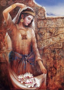 As scribe and accountant to the gods, Nidaba kept records, chronicled events, as well as performed any bookwork related duties to the pantheon. She also had her own school and did charity drives with Nanshe. However, she was eventually displaced by Nabu in later myths.