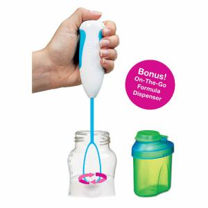 I'm sure there's a cheaper gizmo that will mix baby formula just as well. You may have heard of it. It's called a spoon.