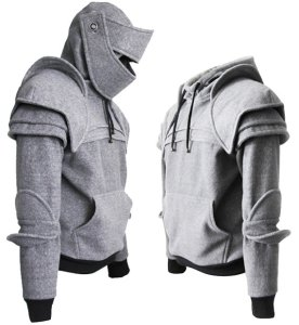 With just $225, this will make your dad as comfortable as he is brave as well as part of the King's Guard. Will also make him look like an idiot at home as well as at your local Renaissance  Fair or Game of Thrones convention.