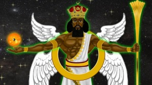Anu is the supreme deity of the heavens as well as seen as king and father of the gods. In myths he functions as an authority figure with imperfect parenting skills. Yet, in later mythology, his role is greatly reduced.