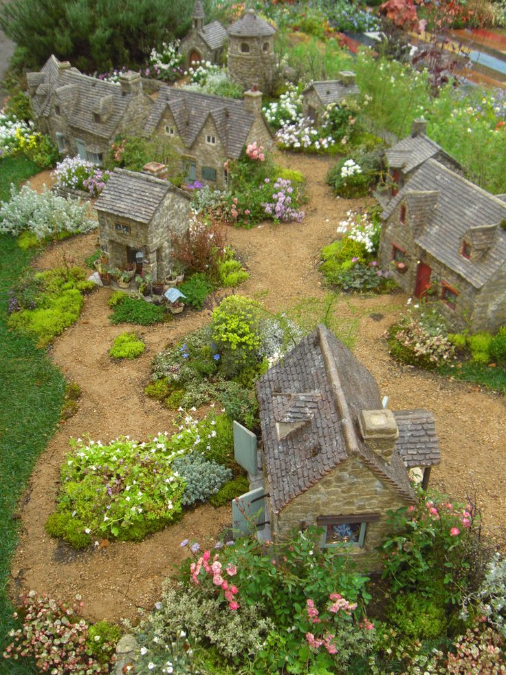 Gnome Garden: The Little World Of Miniature Gardens