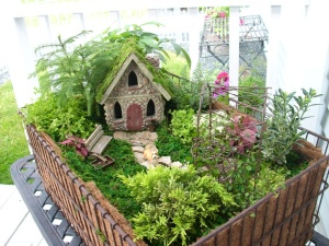 Now this seems like a fairy hideaway you might see in Florida from my perspective. Yet, most of the