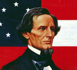 As first and only president of the Confederacy, Jefferson Davis proved to be a weak and ineffective leader as well as very unpopular by Civil War's end in 1865. He's seen as a hero by many Southern whites today because his writings after the war which contributed to the