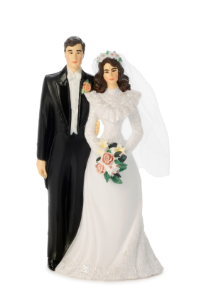 to have and to hold wedding cake toppers the lone girl in a crowd. Black Bedroom Furniture Sets. Home Design Ideas
