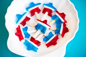 As with the jello shots, these contain alcohol. So therefore, they aren't for anyone under 21. Also, they're more often than not used in cocktail parties, by the way. Just giving you a heads up.