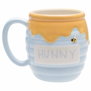 I'm sure Winnie the Pooh has fans of all ages from kids to adults. But having a coffee mug as a one of Pooh's honey pots, well, I'm not so sure.