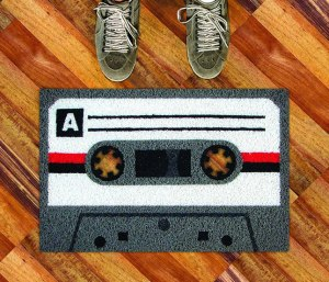 Oh, the old cassette tape. I remember growing up with these. Wonder if any of my younger cousins will, which I highly doubt. Hell, I'm sure the youngest two wouldn't know what a cassette is.