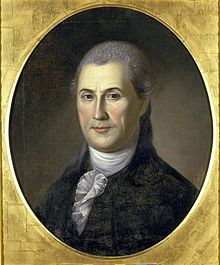 Samuel Huntington was elected President of the Continental Congress in 1779 for his calm manner  that earned the respect of his fellow delegates. His term saw the ratification of the Articles of Confederation. Not well known outside of Connecticut where some historians call him the First President of the United States, but I think that's pushing it.