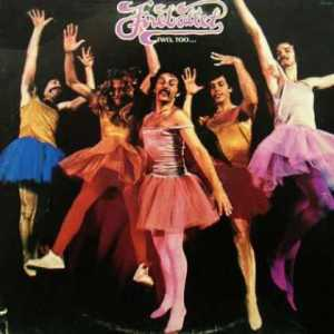 Now guys in leotards and tights is one thing. But hairy guys in tutus from the 1970s? Now that's crazy. Guess the guy who thought this up must've been on some powerful hallucinogens.