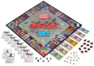 Ghettopoly is like Monopoly depicting the life of urban poor blacks according to what white people perceive through Hip Hop and rap lyrics. Was subject to a very real NAACP lawsuit.