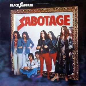 The only positives about this is how one guy is wearing red tights and another is wearing a dress. Said to be one of the worst album covers in rock history. It's said that the photo sessions of this cover were rushed and that it had become a victim of sabotage itself. Of course, it's kind of fitting in a way.