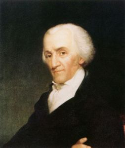 Elbridge Gerry was a vocal in his opposition toward British colonial policy during the 1760s and active in organizing resistance in the early stages of the American Revolution. Of course, he's better known for being involved in a major redistricting scandal during his term as governor of Massachusetts in which