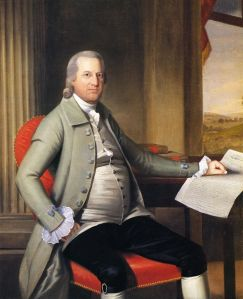 Aside from signing the Declaration of Independence, Dr. Oliver Wolcott was also involved in the American Revolution as a commander of 14 regiments at the rank of Major General. Had a town named after him while he was still alive.