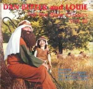 Wonder if this album includes the story of David and Bathsheba or the Song of Solomon. Then of course, it's probably catered to children. So no double entendres or David raping another man's wife and having her husband killed.