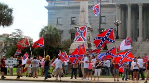As long as people revere and celebrate the Confederate Flag, then they shall carry the banner of a heritage that embodies nothing but the worst of their history. The Confederate Flag is nothing but a white supremacist symbol that advocates racism, hate, and violence against African Americans. It always has been and always will. We need to take it down for good.