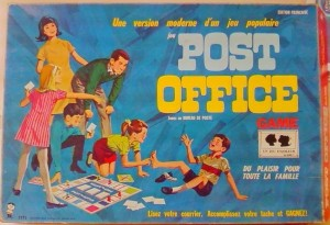 Despite the title of this game, it has basically nothing to do with mail. Rather it's designed for preteens to perform certain stunts with a partner which are childish and wouldn't be done by adults when sober. Probably created by someone on drugs.