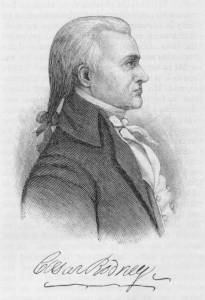 Because he was missing half his face due to skin cancer and bad 18th century medicine, no contemporary portraits of Caesar Rodney exist. But even dying of skin cancer didn't stop him from traveling 70 miles overnight on horseback during a thunderstorm. It's even more impressive that he lived for 8 more years.
