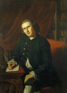 While the men signing the Declaration of Independence pledged their lives, fortunes, and sacred honor, Samuel Chase used his position in the Continental Congress to corner the flour market through insider trading. This greatly damaged his reputation. Also became the only US Supreme Court Justice in history to be impeached.