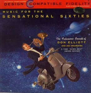 Seriously, who the hell thought this would make a great album cover? It's utterly ridiculous in my opinion, especially with the motorcycle and space bit. I'm sure what he has on that album won't remind anyone of the 1960s anytime soon.