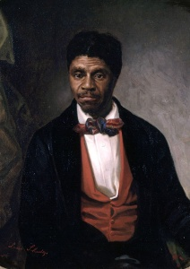 Dred Scott was a slave who tried to sue the government for his and his family's freedom on account that he spent time in a free territory. However, the Supreme Court ruled against him on account that blacks weren't considered US citizens and had no right to sue. Also, the Missouri Compromise of 1850 was declared unconstitutional which carried a designation of free territories in the first place. It has been known as the worst US Supreme court ruling in history. And it's no surprise that a few of the justices at the time were slave owners.