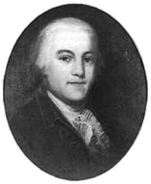 Though you wouldn't tell by this picture, Edward Rutledge was actually the youngest Declaration of Independence signer. He was also a notable politician in South Carolina though he didn't live long.