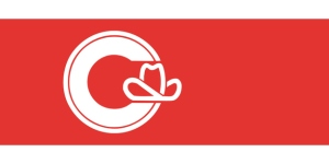 Seems like Calgary can't seem to tell the difference between what makes an appropriate flag motif and what makes an appropriate sports logo. And when I see this, I think of some college football team in Texas for some reason.