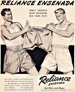 Still, I have to admit, these guys really seem to enjoy fighting over underwear while wearing their boxers. Not sure which one will get the upper hand or what they'll do afterwards. Not sure where this is going.