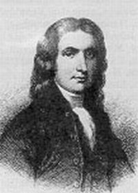 Though he had little formal education, John Hart was a successful farmer and businessman. Had George Washington and his Continental Army camp on his land and had lunch with the commander himself, prior to the Battle of Monmouth. Also donated land to a group of Baptists to build a church where he's buried. And the thing is, he wasn't even a Baptist.